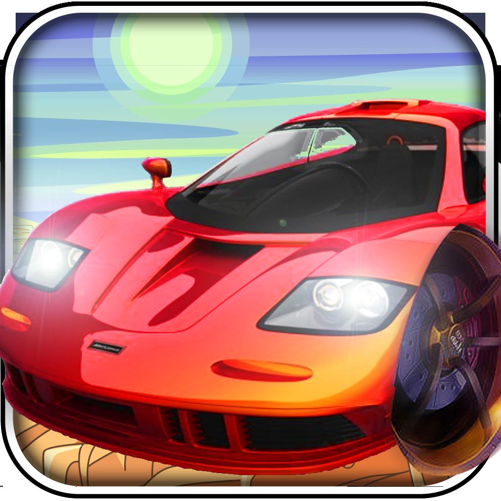 A Nitro Speed Race